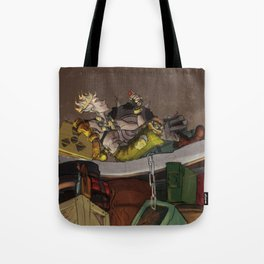 King Jamison Fawkes the First Tote Bag