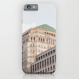 Chicago - The Mart iPhone Case