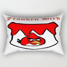 Franken Bird Rectangular Pillow
