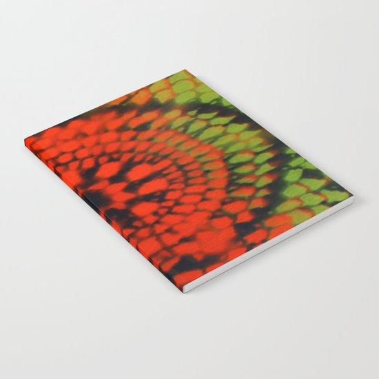 Scale Mandala 2 Notebook