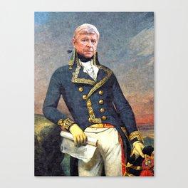 Marshal Arsene Wenger Canvas Print