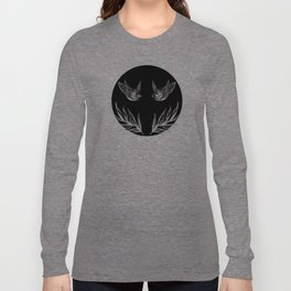 Sparrows and Ferns Long Sleeve T-shirt
