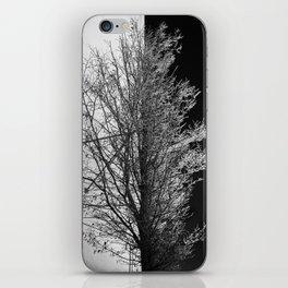 50/50 iPhone Skin