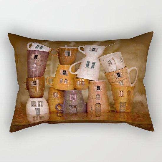 Coffeetime ! Rectangular Pillow