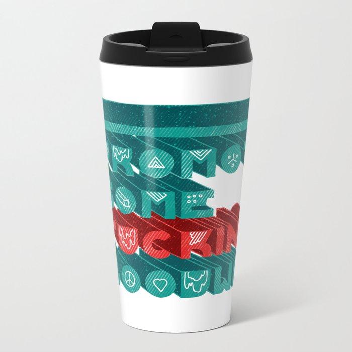 Goodwill Metal Travel Mug