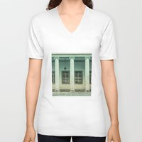 italy V-neck T-shirts featuring Italy by Ivan Kolev