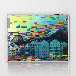 We are Here (Innsbruck) Laptop & iPad Skin