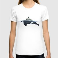 car T-shirts featuring killer car by Vin Zzep