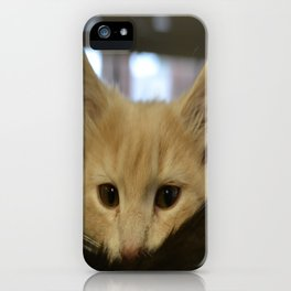 Can you see me? iPhone Case