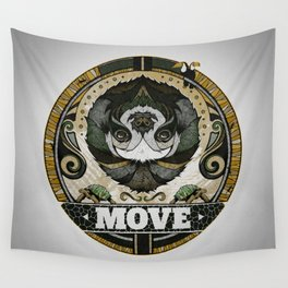 Move Wall Tapestry