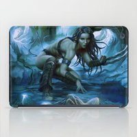 predator iPad Cases featuring Predator by va-sily