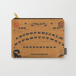 Vintage Talking Board Carry-All Pouch