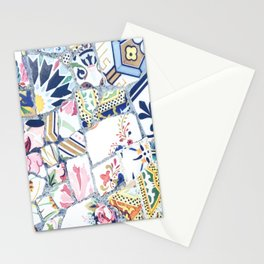 Gaudi Park Guell Mosaic Stationery Cards