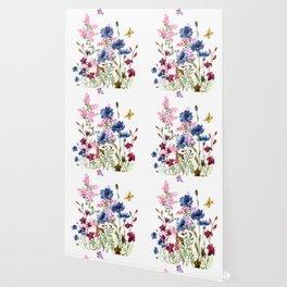 Wildflowers IV Wallpaper