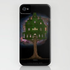 Cosmos Tree House iPhone (4, 4s) Slim Case