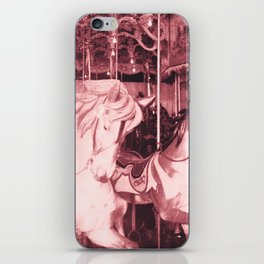 Burlington Carousel iPhone Skin
