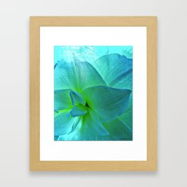 My Georgia O'Keefe Flower Framed Art Print