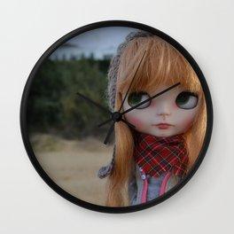 Lumen - Blythe doll #16 Wall Clock