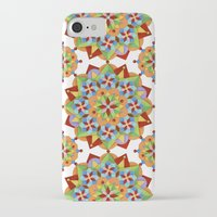 manchester iPhone & iPod Cases featuring Manchester Mandala by Patricia Shea Designs