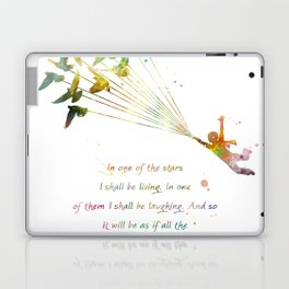 In one of the stars Laptop & iPad Skin