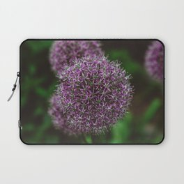 New York Alliums Laptop Sleeve
