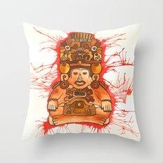 MEX Throw Pillow