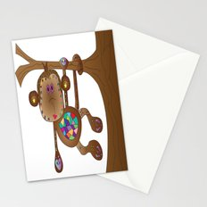 Monkey of the Day Stationery Cards