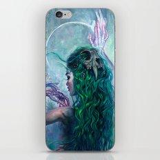 Shaman Bones iPhone & iPod Skin