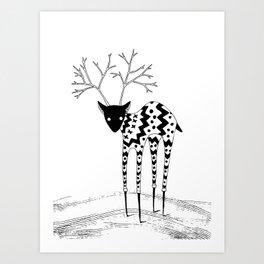 Adolfo Art Print