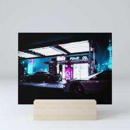 Cyberpunk Mini Art Print