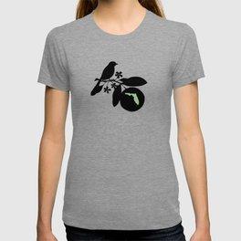 Florida - State Papercut Print T-shirt