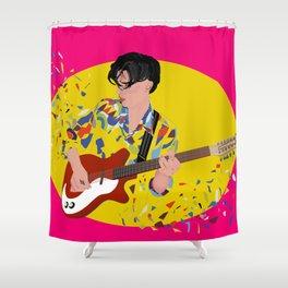 Tunes Shower Curtain
