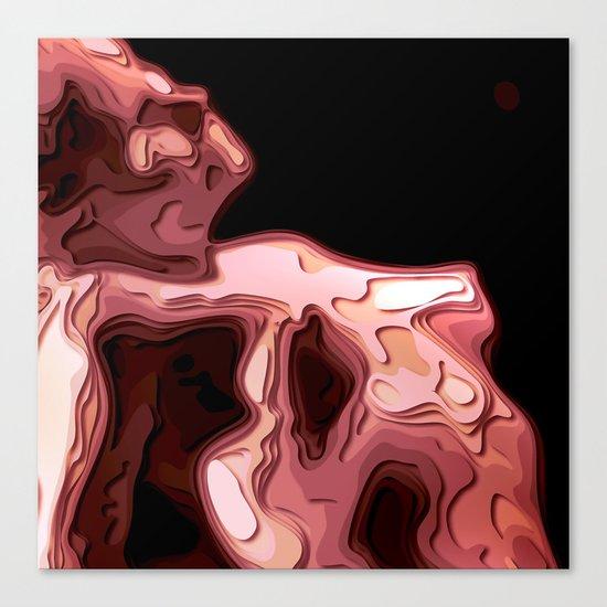 Untitled Illustration Canvas Print