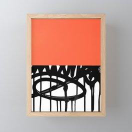 XESTAONE#03 Framed Mini Art Print