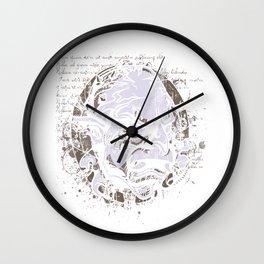 ONI MASK Wall Clock
