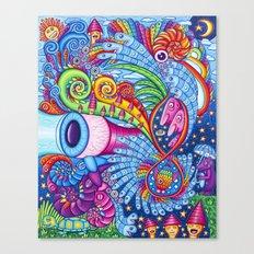 Icaros Canvas Print