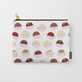Colorful chocolate truffles Carry-All Pouch