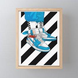 Jordan I Framed Mini Art Print