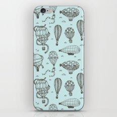 Hot Air Balloons iPhone & iPod Skin