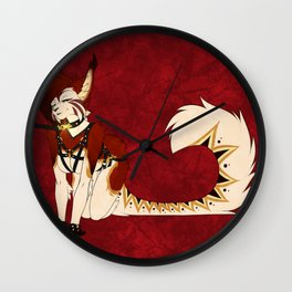 On Show Wall Clock