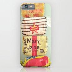 Old School Sweets Slim Case iPhone 6s