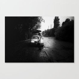 Don't Forget to Dance Canvas Print