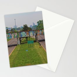 Zoo Mural II Stationery Cards