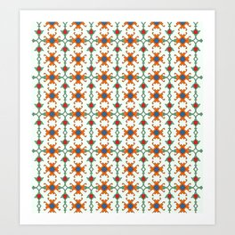 Nila Art Print