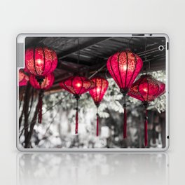 Lanterns of Hoi An IV Laptop & iPad Skin