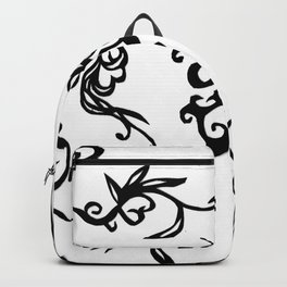 Heart Tribal Pattern Valentine's Day Backpack
