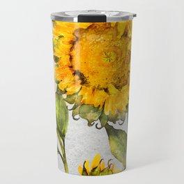 Sunflower 2 Travel Mug