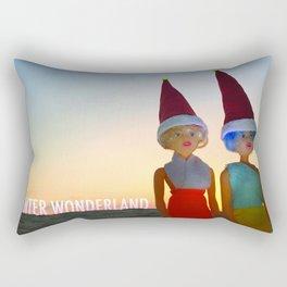 Hazel & Loy Beach Rectangular Pillow