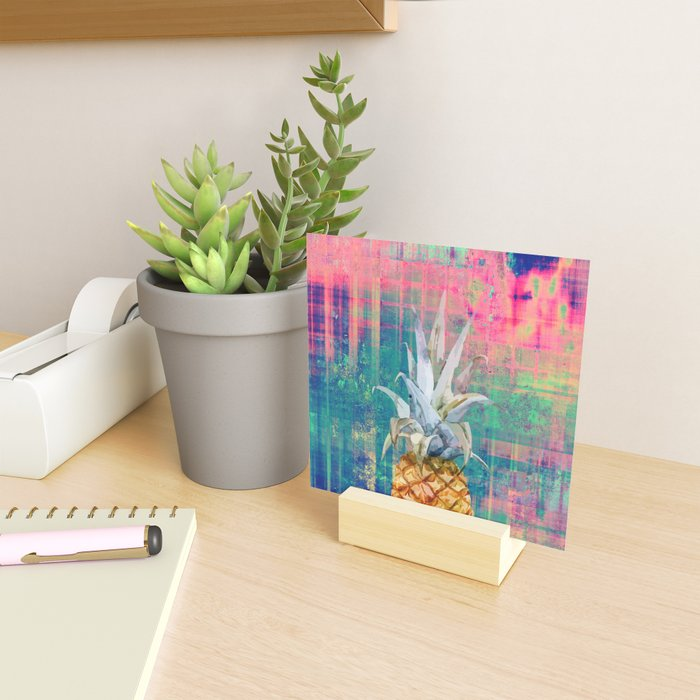 pineapple Mini Art Print