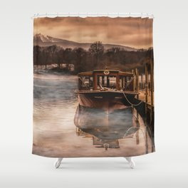 Lakeland Mist Shower Curtain